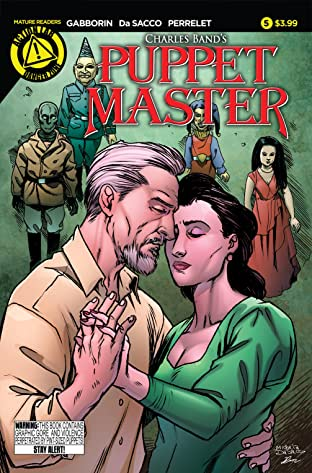 Puppet Master #5