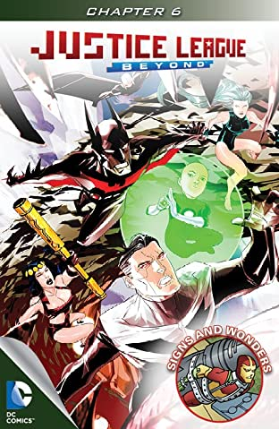 Justice League Beyond (2012-2013) #6