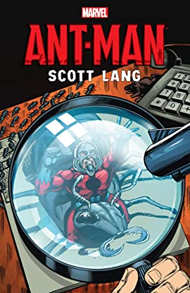 Ant-Man: Scott Lang