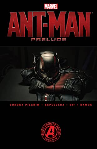 Marvel's Ant-Man Prelude