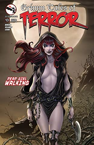 Grimm Tales of Terror Vol. 1 #13