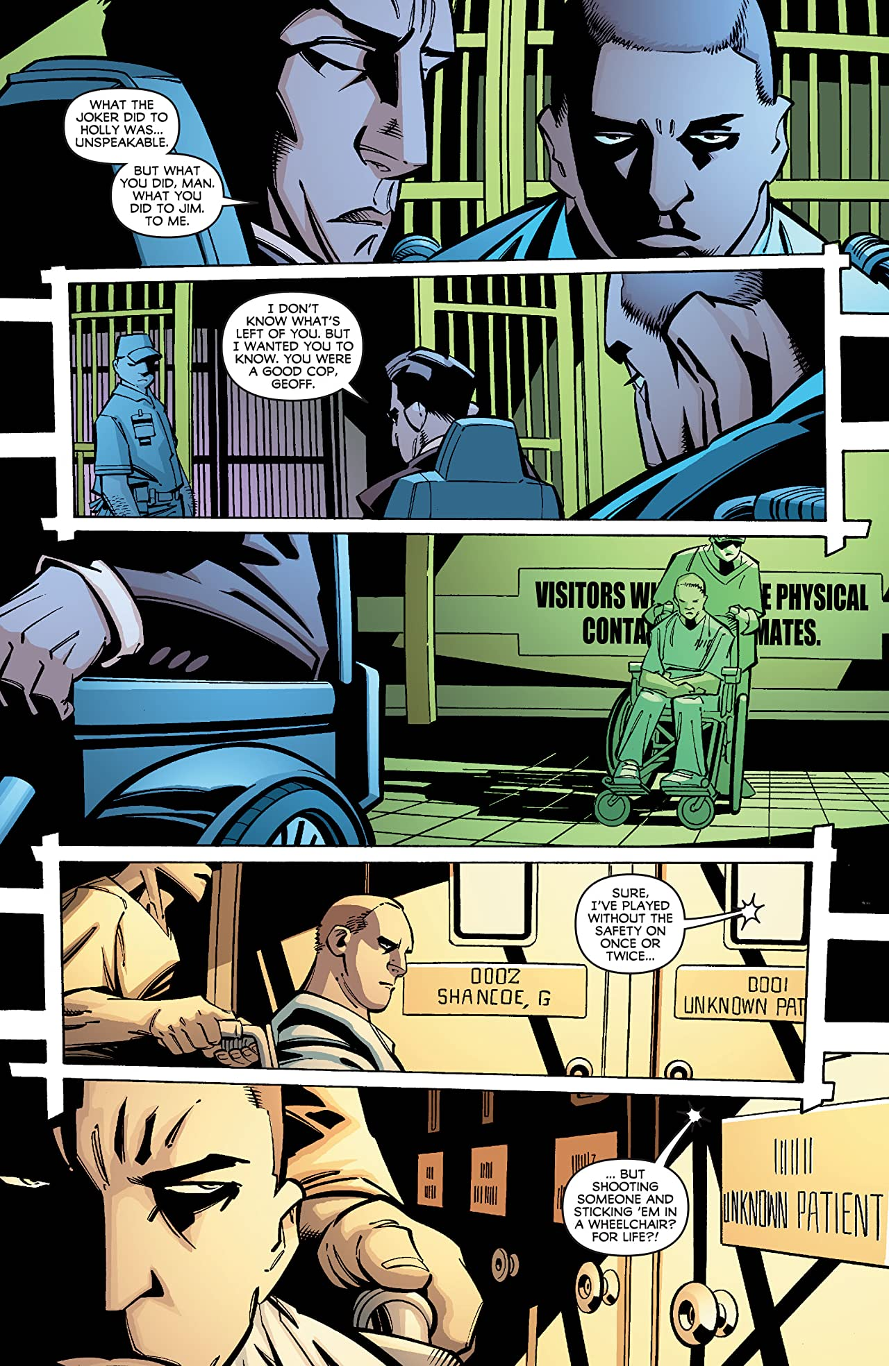Batman Confidential (2006-2011) #29