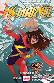 Ms. Marvel Vol. 3: Crushed