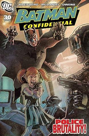 Batman Confidential (2006-2011) #30
