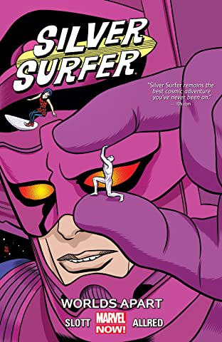Silver Surfer Vol. 2: Worlds Apart