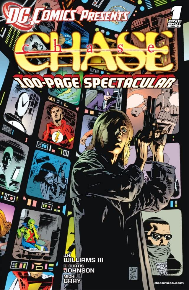 DC Comics Presents: Chase #1