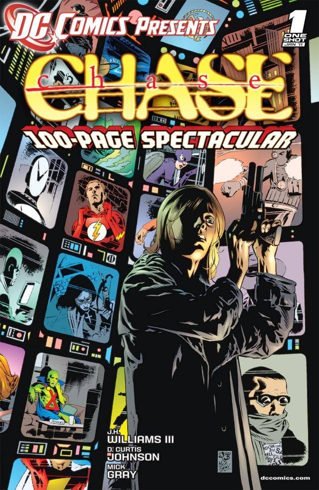 DC Comics Presents: Chase #1
