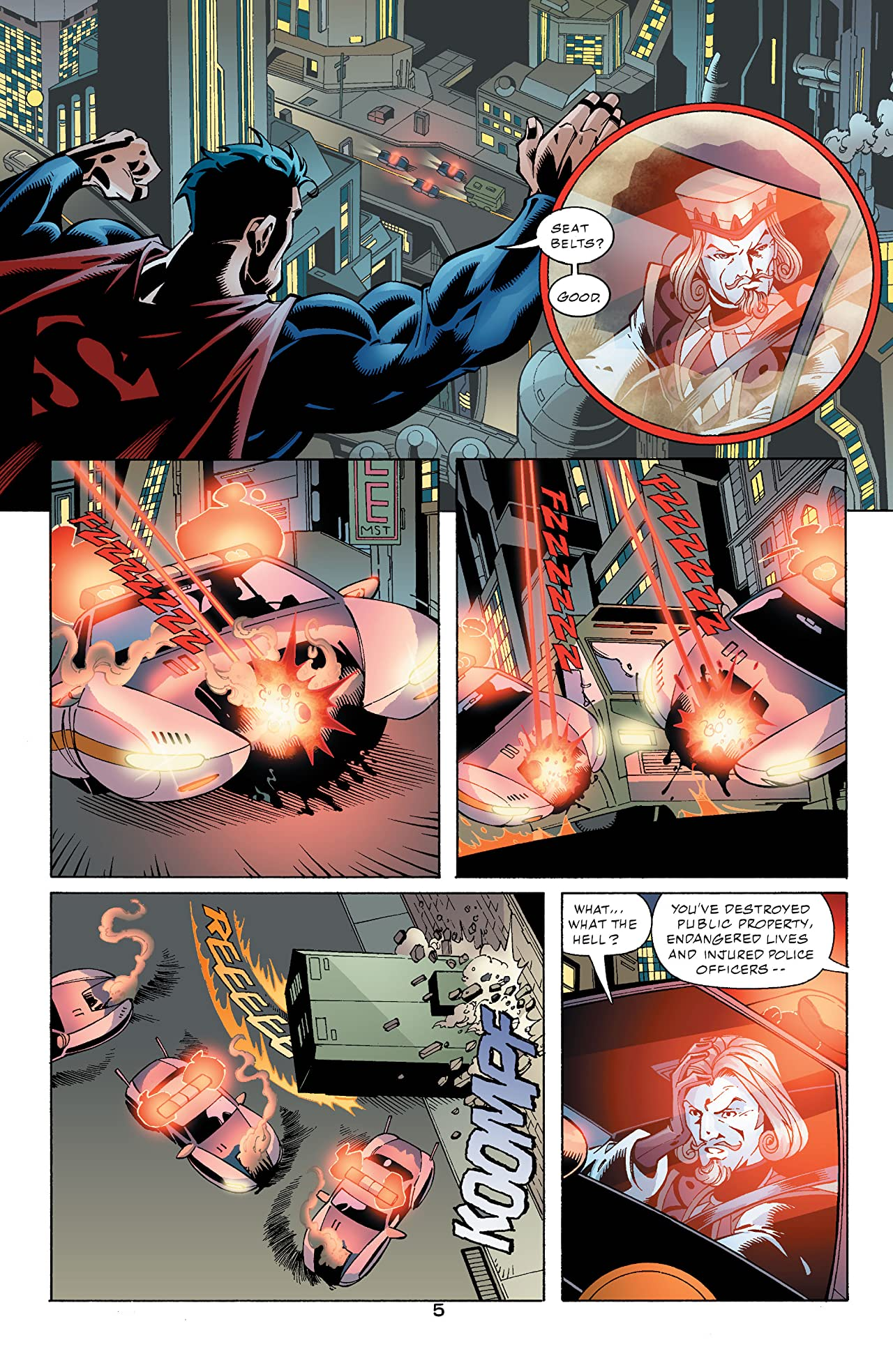 DC Comics Presents: Superman #1