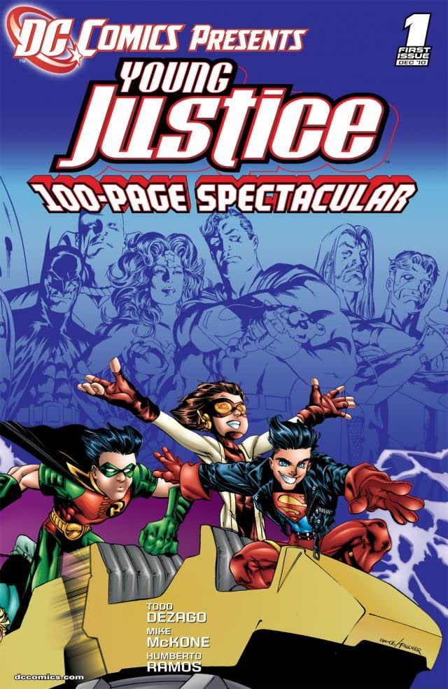 DC Comics Presents: Young Justice #1