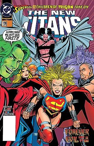 The New Titans (1984-1996) #120