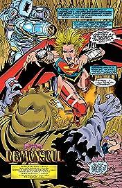The New Titans (1984-1996) #121