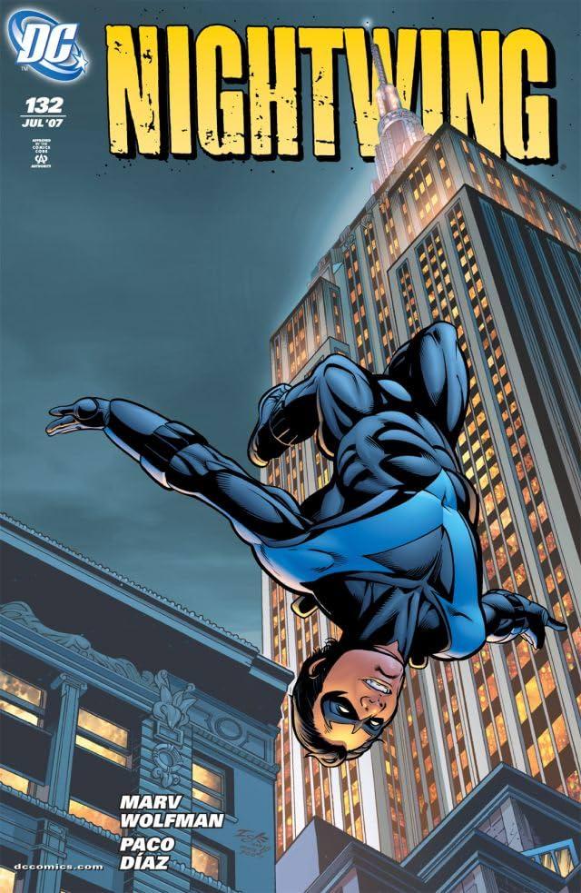 Nightwing (1996-2009) #132