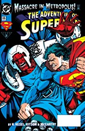 Adventures of Superman (1986-2006) #515