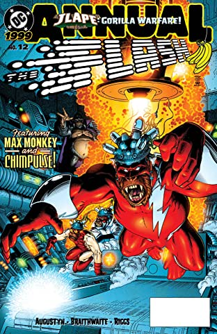 The Flash (1987-2009): Annual #12