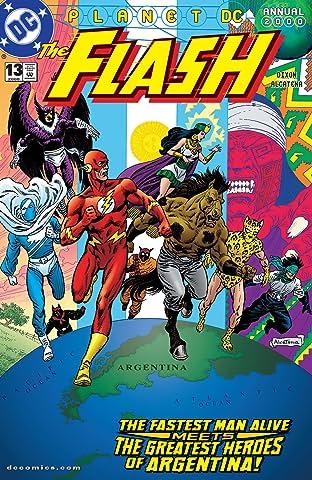 The Flash (1987-2009): Annual #13