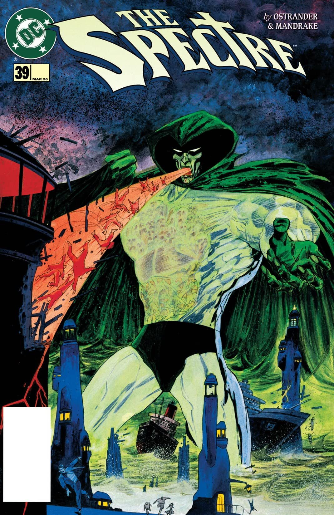 The Spectre (1992-1998) #39