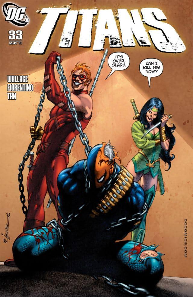 Titans (2008-2011) #33