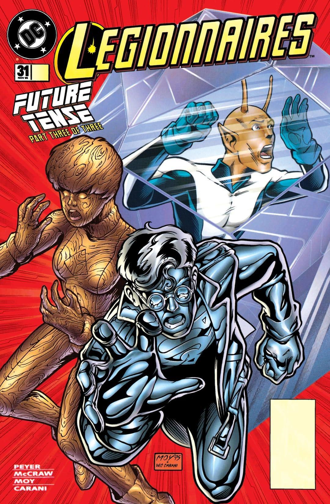 Legionnaires (1993-2000) #31
