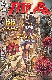 Titans (2008-2011) #34