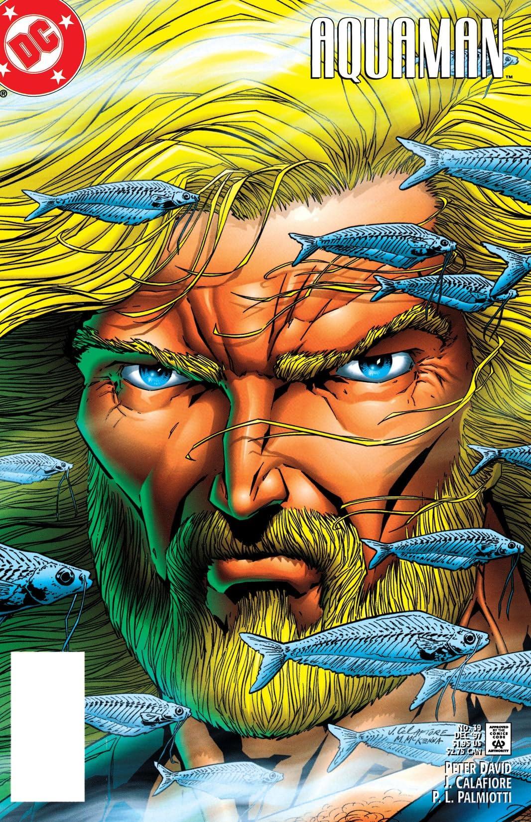Aquaman (1994-2001) #39