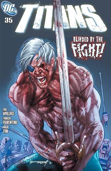 Titans (2008-2011) #35