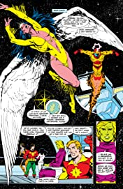 Legion of Super-Heroes (1984-1989) #25