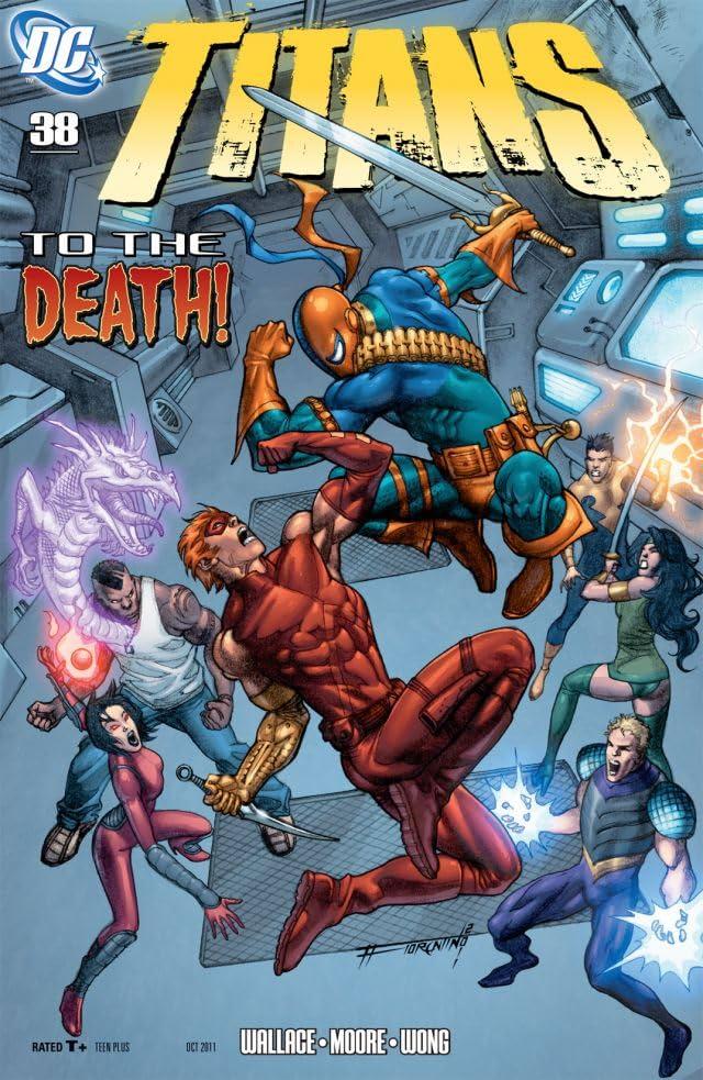 Titans (2008-2011) #38