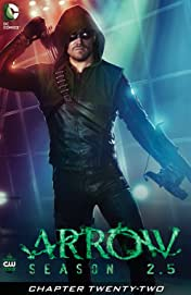 Arrow: Season 2.5 (2014-2015) #22