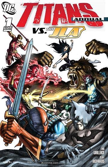 Titans (2008-2011) #1: Annual