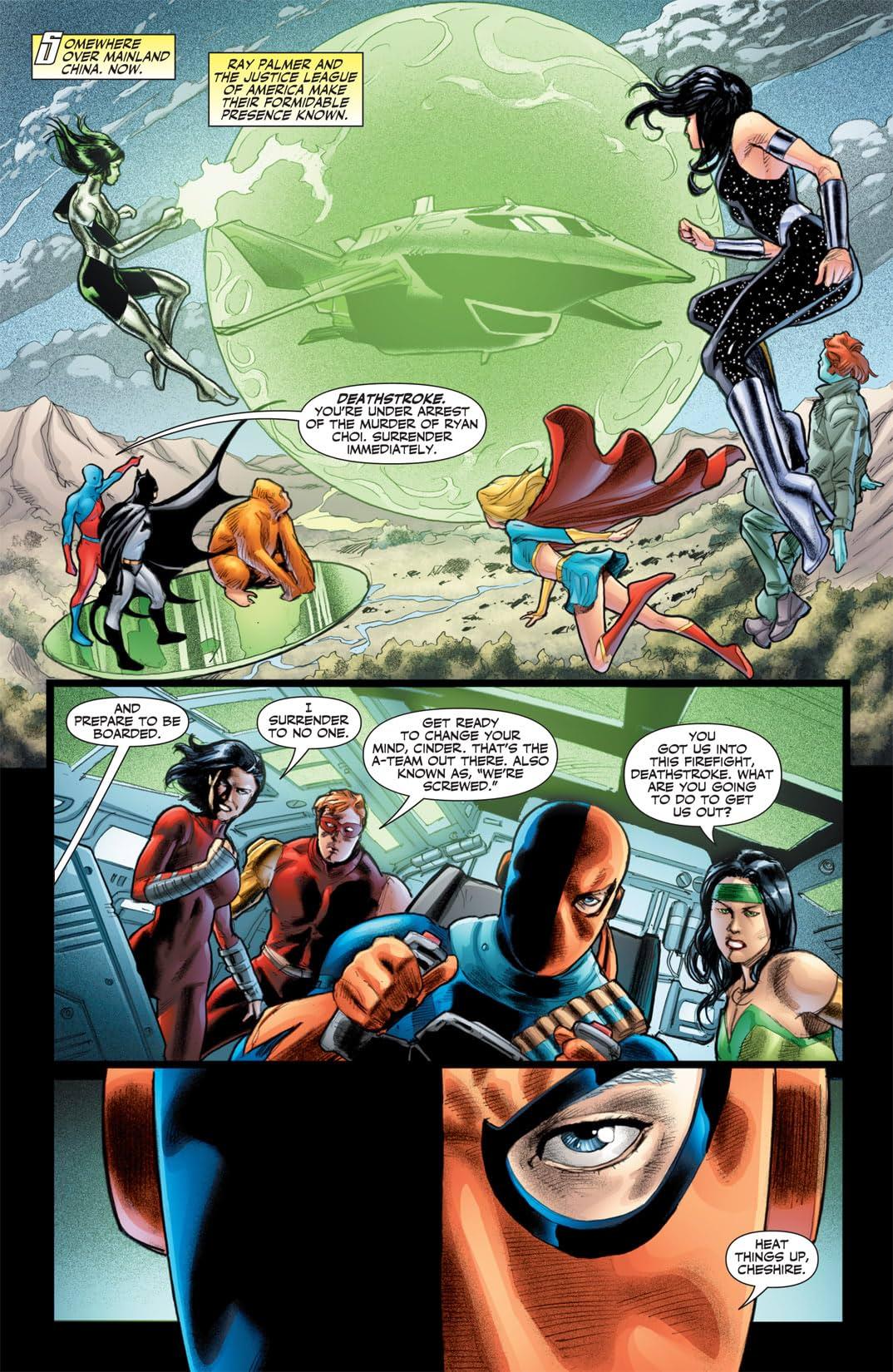 Titans (2008-2011): Annual #1