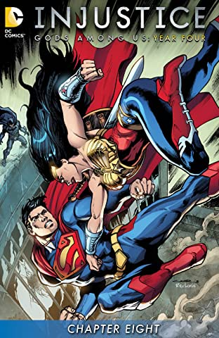 Injustice: Gods Among Us: Year Four (2015-) #8