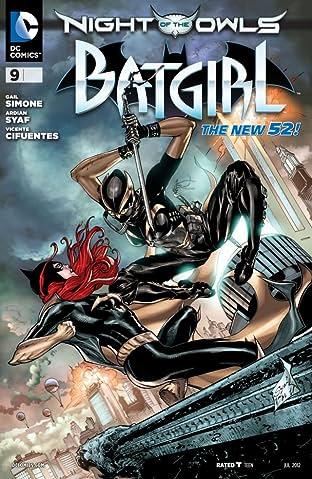 Batgirl (2011-2016) #9