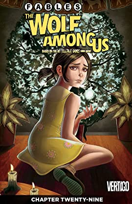 Fables: The Wolf Among Us No.29