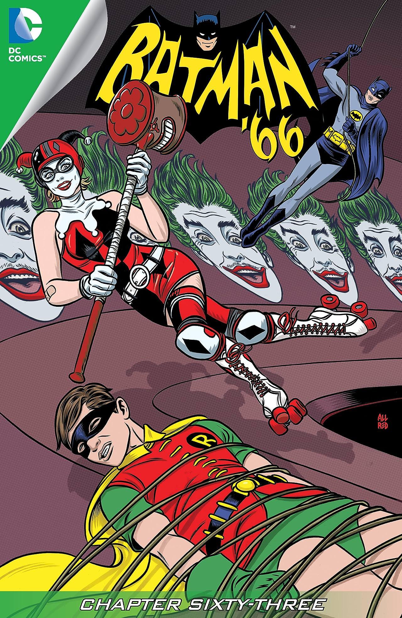 Batman '66 #63