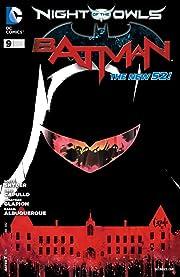 Batman (2011-) #9