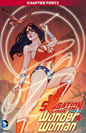 Sensation Comics Featuring Wonder Woman (2014-2015) #40