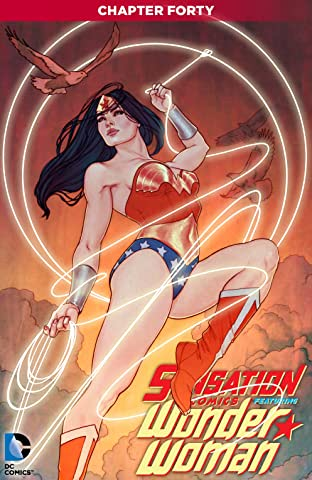 Sensation Comics Featuring Wonder Woman (2014-2015) #40