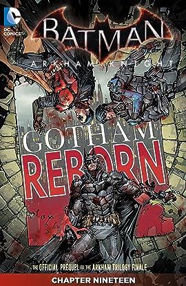 Batman: Arkham Knight (2015-2016) #19