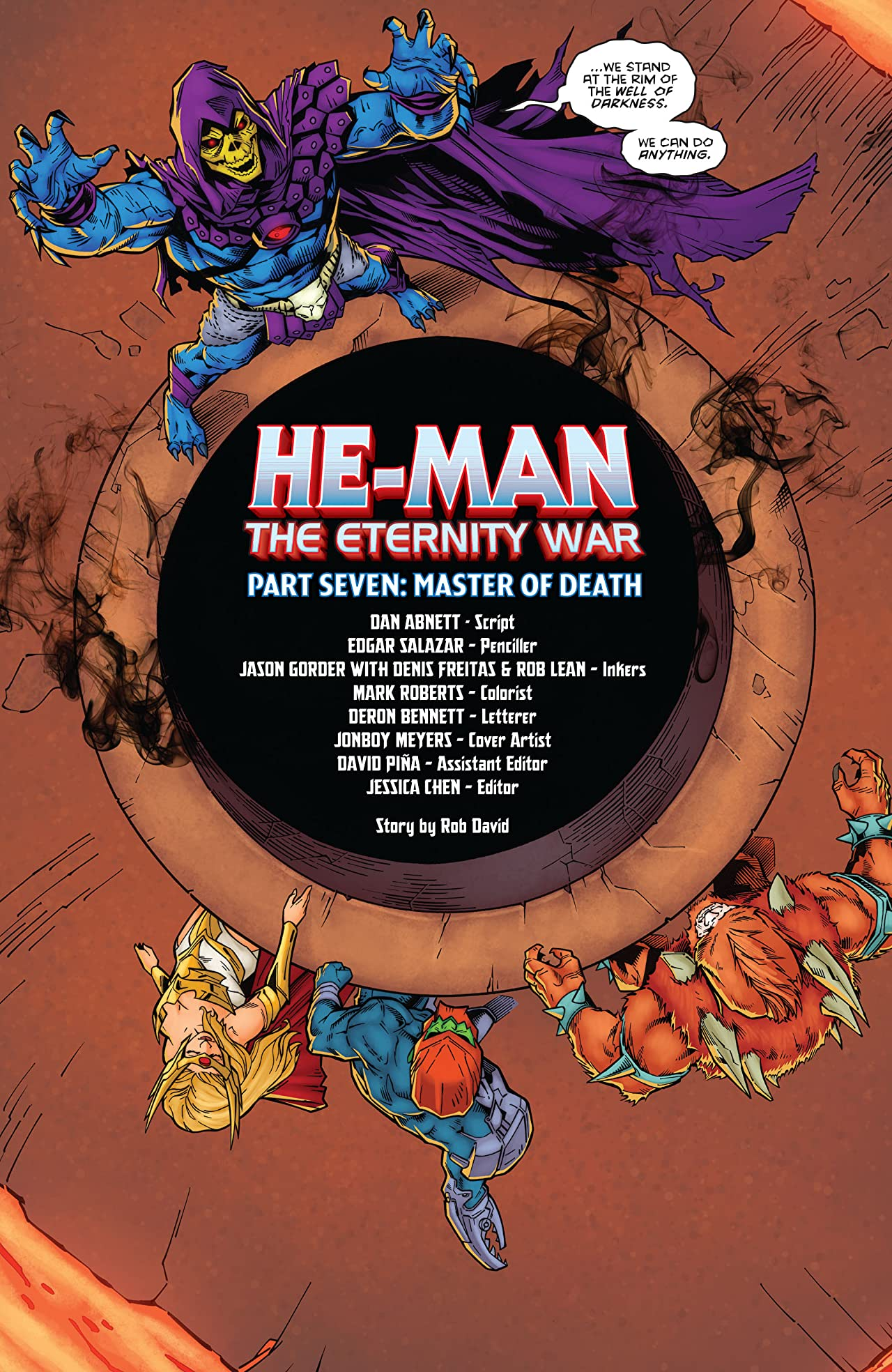 He-Man: The Eternity War (2014-2016) #7