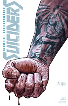 Suiciders (2015) No.5