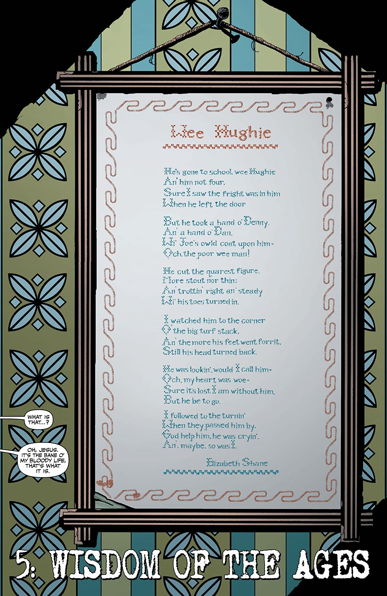 The Boys: Highland Laddie #5 (of 6)