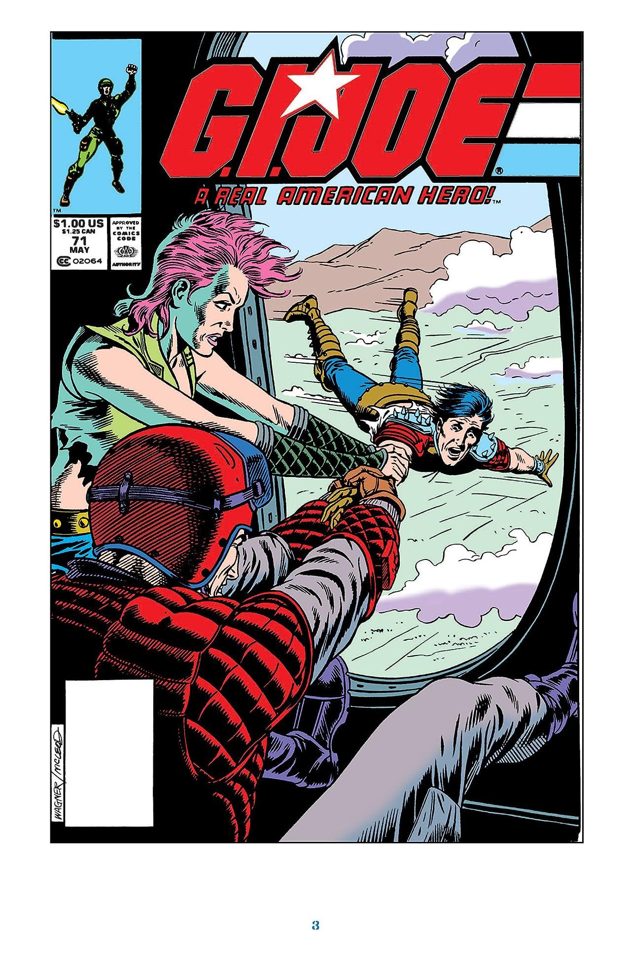 G.I. Joe: Classics Vol. 8