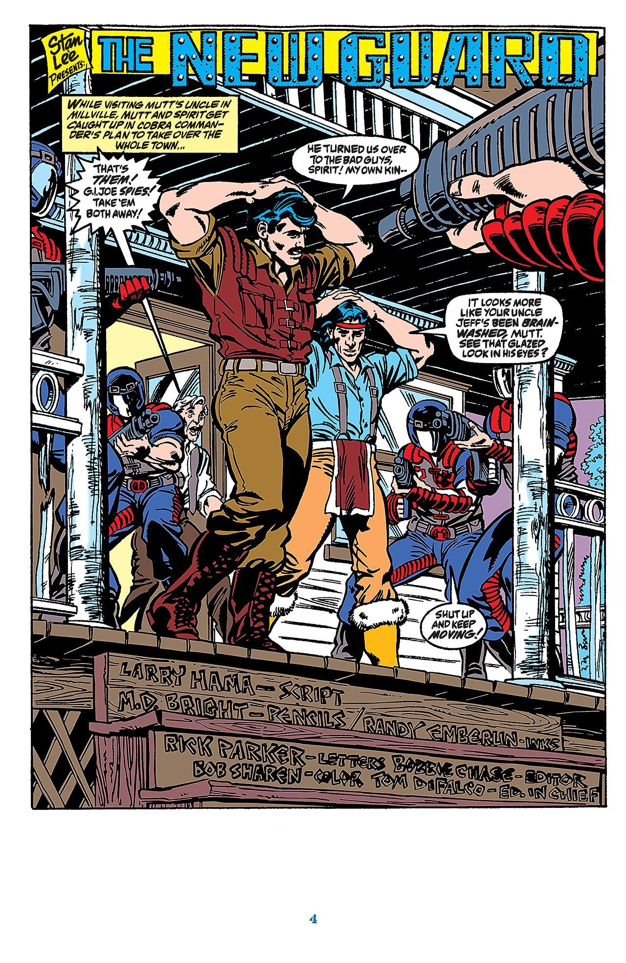 G.I. Joe: Classics Tome 11