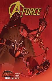 A-Force (2015) #2
