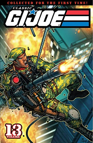 G.I. Joe: Classics Vol. 13