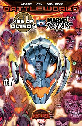 Age of Ultron vs. Marvel Zombies No.1