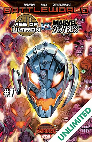 Age of Ultron vs. Marvel Zombies #1
