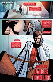 Ant-Man: Larger Than Life #1