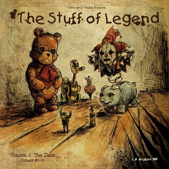The Stuff of Legend Vol. 1 - The Dark