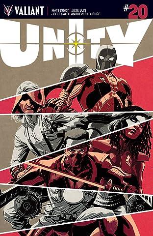 UNITY (2013- ) #20: Digital Exclusives Edition